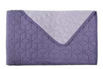Покривки за легло (кувертюри/шалтета) » Покривка за легло Dilios Шарлот Двулицева Лилаво