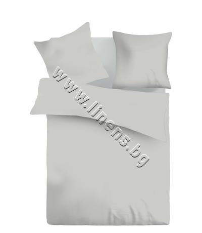 157451467394 Спален комплект Dilios Едноцветен Сиво