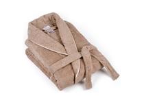 Хавлиени халати » Халат за баня Dilios Монте Карло Кафяво