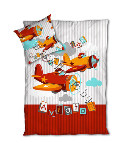15708013000 Детски спален комплект Dilios Авиатор