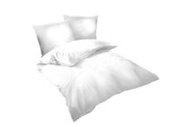 Спално бельо комплекти » Спален комплект Dilios Бял Сатен