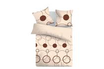 Спално бельо комплекти » Спален комплект Dilios Тристан Екрю