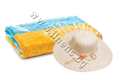 20806229011 Плажна кърпа Dilios Шелс