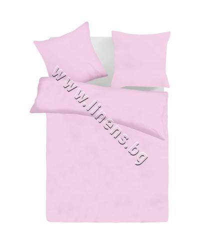 157451467620 Спален комплект Dilios Едноцветен Св. Лилаво