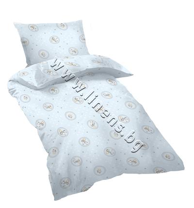 15706223000 Детски спален комплект Dilios Мече и Конче 2
