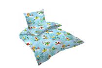 Спални комплекти за бебета и за деца » Бебешки и детски спален комплект Dilios Весели Папагали 2