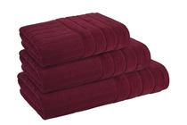 Хавлиени кърпи » Хавлиена кърпа Dilios Деним Червено