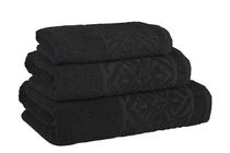 Хавлиени кърпи » Хавлиена кърпа Dilios Порто Черно