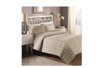 Покривки за легло (кувертюри/шалтета) » Покривка за легло Dilios Алегра Беж