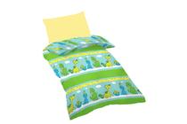 Спални комплекти за бебета и за деца » Бебешки и детски спален комплект Dilios Веселият Дино