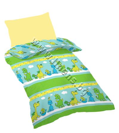15708983057 Бебешки и детски спален комплект Dilios Веселият Дино