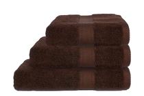Хавлиени кърпи » Хавлиена кърпа Dilios Луксор Тъмно Кафяво