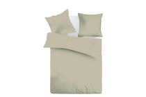 Спално бельо комплекти » Спален комплект Dilios Едноцветен Капучино