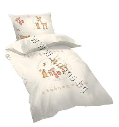 15706243000 Бебешки спален комплект Dilios Горски Приятели