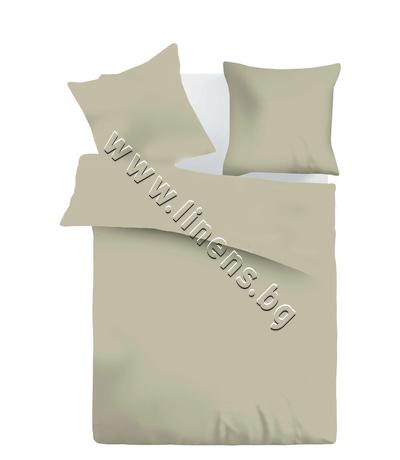 157451468217 Спален комплект Dilios Едноцветен Капучино