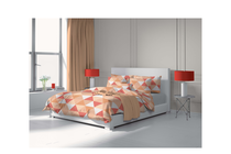 Спално бельо комплекти » Спален комплект Dilios Арлет Оранжево