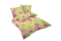 Спално бельо комплекти » Спален комплект Dilios Зелена Орхидея 2