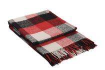 Одеяла от полиестер » Одеяло Dilios Палермо Вълна - Червено