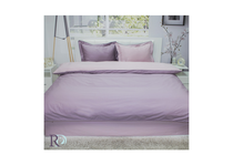 Спално бельо комплекти » Спален комплект Roxyma Двуцветен Тъмна Пепел - Светла Пепел