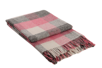 Одеяла от полиестер » Одеяло Dilios Палермо Вълна - Розово