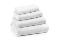 Хавлиени кърпи » Хавлиена кърпа Dilios Монте Карло Бяло