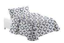 Покривки за легло (кувертюри/шалтета) » Покривка за легло Dilios Импресия Geometric