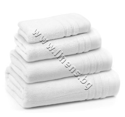 20706011010 Хавлиена кърпа Dilios Монте Карло Бяло