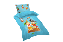 Спални комплекти за бебета и за деца » Бебешки спален комплект Dilios Весели Пирати