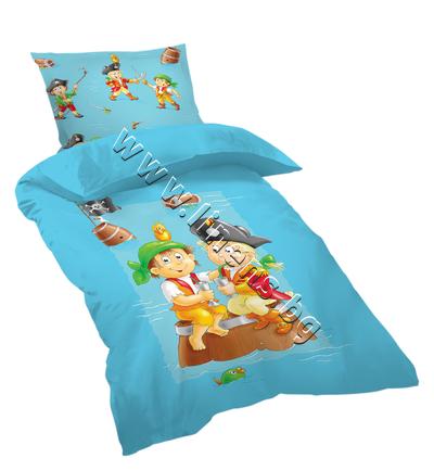 15706263000 Бебешки спален комплект Dilios Весели Пирати