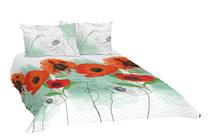 Покривки за легло (кувертюри/шалтета) » Покривка за легло Dilios Скарлет