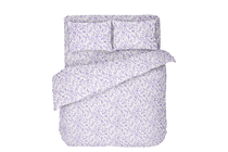 Спално бельо комплекти » Спален комплект Dilios Цветя Лила