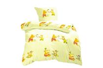 Спални комплекти за бебета и за деца » Бебешки и детски спален комплект Dilios Мече и Зайче