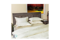 Спално бельо комплекти » Спален комплект Roxyma Едноцветен Екрю