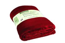 Одеяла от полиестер » Одеяло Dilios Екстра Софт - Червено