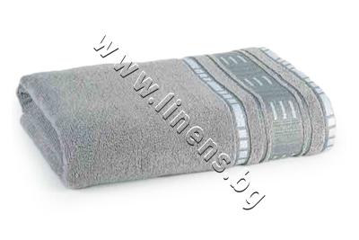 20922223331 Хавлиена кърпа Dilios Атина Сиво