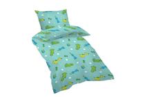 Спални комплекти за бебета и за деца » Бебешки спален комплект Dilios Веселият Дино 2