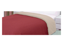 Покривки за легло (кувертюри/шалтета) » Покривка за легло Dilios Шарлот Двулицева Червено