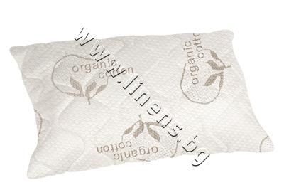 52388998989 Възглавница Dilios Organic Cotton