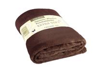 Одеяла от полиестер » Одеяло Dilios Екстра Софт - Кафяво