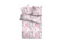 Спално бельо комплекти » Спален комплект Dilios Ретро Розово 1