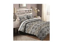 Покривки за легло (кувертюри/шалтета) » Покривка за легло Dilios Алегра Диамант