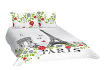 Покривки за легло (кувертюри/шалтета) » Покривка за легло Dilios Париж