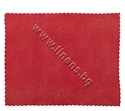 4000015140 Подложка за хранене Dilios Заря Червено