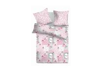 Спално бельо комплекти » Спален комплект Dilios Ретро Розово 1 БДЧ