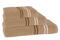 Хавлиени кърпи » Хавлиена кърпа Dilios Венеция Таупе