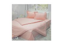 Спално бельо комплекти » Спален комплект Roxyma Едноцветен Розово