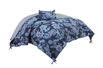Покривки за легло (кувертюри/шалтета) » Покривка за легло Dilios Алегра Синьо