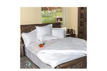 Спално бельо комплекти » Спален комплект Roxyma Едноцветен Бяло