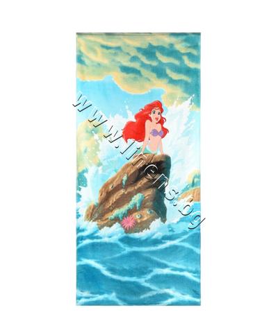 208062292127 Плажна кърпа Dilios Ариел