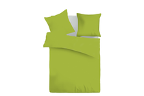 Спално бельо комплекти » Спален комплект Dilios Едноцветен Зелено
